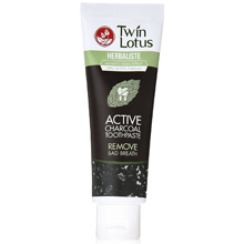 Twin Lotus toothpaste