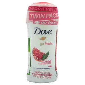 Dove go deodorant for women