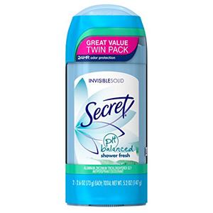 Secreat deodorant for women