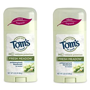 Tom's deodorant for women