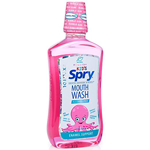 Spry mouthwash