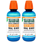 TheraBreath mouthwash