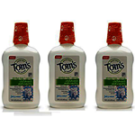 Tom's-of Maine mouthwash