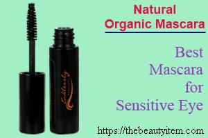Natural Organic Mascara