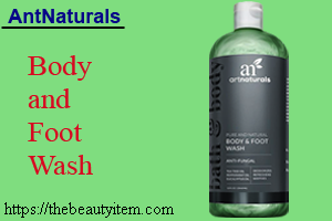 Body and Foot Wash