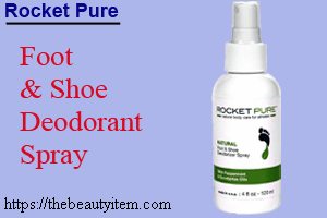 Foot Deodorant Spray