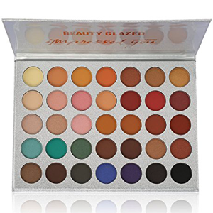 Beauty-Glazed eyeshadow palette