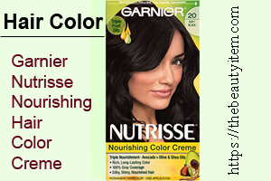 Garnier hair color creme