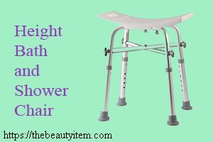 Bath and shower chair