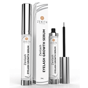 Zenith Skincare eyelash growth serum