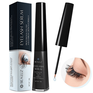 Bea luz eyelash growth serum