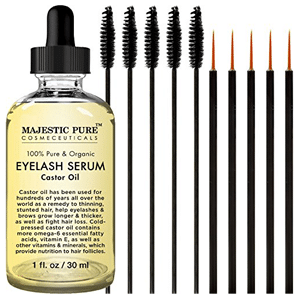 Majestic Pure eyelash growth serum