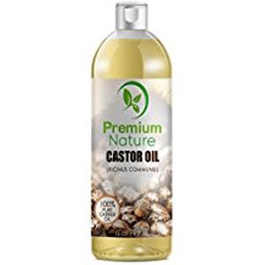 Premium Nature castor oil