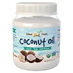 Island fresh coconut oil