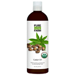 Pure Acres Farm castor oil