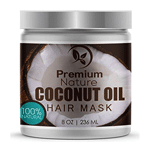 Premium nature coconut oil
