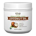 Viva naturals coconut oil