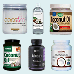 Best coconut oil for hair