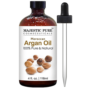 Majestic Pure argan oil