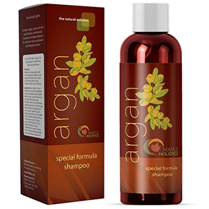 Maple Holistics argan oil