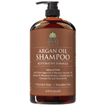 aVo Essentials argan oil shampoo
