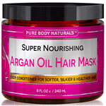 Pure Body Naturals hair mask